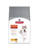 Hill's - Science Plan Canine Adult Performance Chicken - Кучета с повишени енергийни нужди (Работни и ловни кучета, кучета в екстремни климатични условия и капризни кучета) - 12 кг.