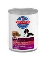 Hill's - Science Plan™ Canine Adult Delicious Beef - високо качествена консерва за кучета от всички породи (консерва с телешко) - 370 гр.