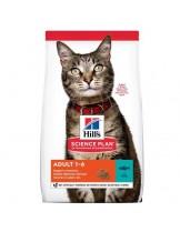Hill's - Science Plan™ Feline Adult Optimal Care™ Tuna - суха храна за оптимална грижа за котки в зряла с риба тон - 10.00 кг.