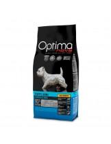 Visan Optima Nova Puppy Mini Chicken Rice (GRAIN FREE) - суха храна за кучета от малките породи, на възраст от 2 до 10 месеца без глутен с пиле и ориз - 0.800 кг.