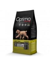 Visan Optima Nova Adult Mini Digestive Rabbit & Potato (GRAIN FREE) - суха храна за кучета от мини породи, на възраст над 10 месеца без глутен със заек и картофи - 8.0 кг.