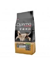 Visan Optima Nova Adult Medium Chicken & Potato (GRAIN FREE) - суха храна за кучета от средните породи, на възраст над 12 месеца без глутен с пиле и картофи - 2.0 кг.