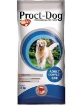 Visan Proct Dog Adult Complet 22/8 - суха храна за кучета над 12 месеца, за всички породи с говеждо месо - 4 кг.