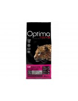 Visan Optima Cat Adult Exuisite Chicken & Rise (GRAIN FREE) - супер премиум храна с пиле и ориз за капризни котки над 1 година - 0.400 кг.