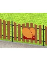 """Декорацич за ограда - модел """"Натура"""""""