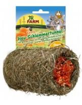 JR Farm - Специалитет, лакомство - Гурме Тунел от Сено – Моркови за гризачи - 1 бр.