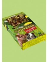 JR Farm - Специалитет, лакомство - Без зърнено парче за гризачи от хибискус - 125 гр.