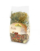 JR Farm - Пълноценна храна за млади чинчили Junior - 0.750 кг.