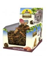 JR Farm - лакомство за котки - върбови топки с пиле - 15 гр.