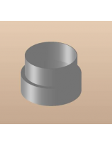 Димоотводен преходник DTR 150/130