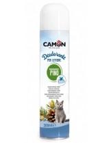 Camon - Deo Letera - Дезодорант-спрей за котешка тоалетна - 300 ml.