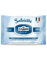 Camon - Salviette TALCUM - Мокри Кърпички - 40 бр.