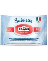 Camon - Salviette TEA TREE OIL - Мокри Кърпички - 40 бр.