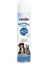 Camon - Спрей за сухо къпане за домашни любимци