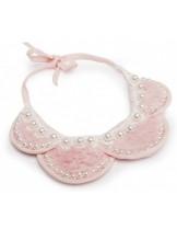 Camon - Декоративна яка с перли
