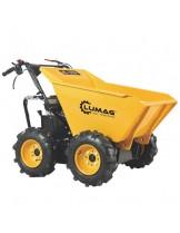 LUMAG - Мини самосвал /дъмпер/ MD 300R  - 4.1 kW, 3600 об./мин., полезен товар 300 кг. - 125 л.