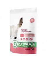 NATURE'S Protection - Persian - Super Premium суха храна за персийски, дългокосмести котки над 1 година - с пилешко месо - 0.400 кг.