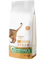 NATURE'S Protection - Indoor - Super Premium суха храна за котки над 1 година, живеещи в затворени помещения - с пилешко месо - 2 кг.