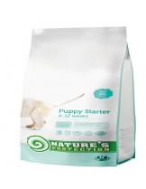 NATURE'S Protection - Starter - Super Premium суха храна за отбиване на малките кученца от всички породи от 4 до 12 седмична възръст - с пилешко месо - 18 кг.