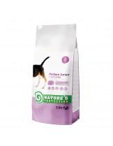 NATURE'S Protection - Medium Junior - Super Premium суха храна за подрастващи кученца от средните породи (от 11 до 25 кг.) от 2 до 12 месечна възръст - с пилешко месо - 7.5 кг.