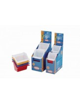 Nobby - Futter- und Wassernapf - пластмасова хранилка за птици - 60 ml.