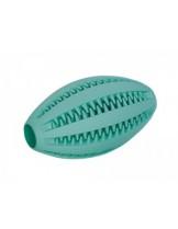 "Nobby - Vollgummi Rugby ""DENTAL FUN"" - гумена играчка за куче - 11 см."