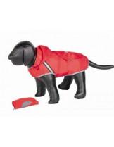 Nobby - Rainy - дъждобран със светлоотразител за куче - размери - гръб 36 см.