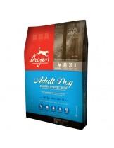 Orijen Adult - суха храна за кучета над 1 година от всички породи - 11.4 кг.