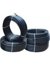 Полиетиленова тръба - PE 100, PN 10, SDR 17 за полагане под земята - Ø63 mm. - ролка 100 м. - (цената е за 1 м.)