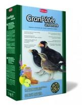 Padovan - GranPatee - universelle - Пълноценна храна с витамини насекомоядни птици - 1 кг.