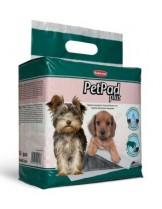 Padovan - PetPad CARBON - Абсорбиращи постелки за кучета - 60х60 см. - 10 бр.