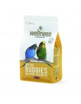 Wellness - Премиум храна за вълнисти папагали - 1 кг.