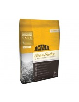 Acana Prairie Poultry - биологично съответстваща храна за кучета с пилешко и пуешко месо за средни и големи породи над 1 год. - 17 кг.