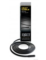 Exo Terra - Hat Cable - дънен нагревател за терариум, тип кабел - 7 метра - 50 W.