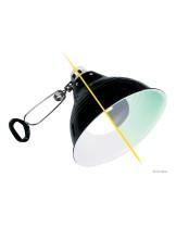 Exo Terra - Porcelan Clamp Lamp Glow Reflector - халогенно осветително тяло за терариум - 21 см.