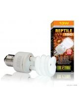Exo Terra - Repti Glo Compact 10.0 - флуорисцентна светлина за терариум - 13 W.
