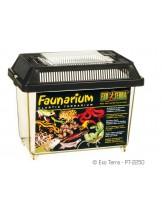 Exo Terra - Faunarium - Пластмасов Терариум - 18 x 11 x 12.5 см.