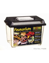 Exo Terra - Faunarium - Пластмасов Терариум - 23 x 15.5 x 17 см.