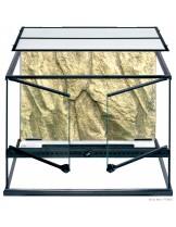 Exo Terra -  Стъклен терариум - 45x45x45 см.