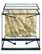 Exo Terra -  Стъклен терариум - 45x45x60 см.
