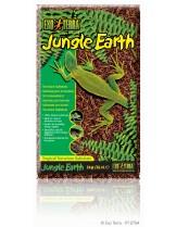 Exo Terra - Jungle Earth - натурален субстрат за мрежести терариуми и влаголюбиви влечуги - 26.4 л.
