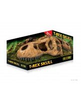 Exo Terra - T-Rex Skull - декор за терариум череп на тиранозавър
