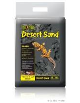 Exo Terra - Desert Sand black - естествен, черен пустинен пясък за терариум - 4.5 кг.