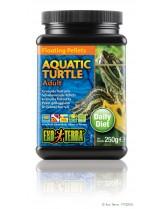 Exo Terra  -Aquatic Turtle Food - Пълноценна и балансирана храна за възрастни водни костенурки - 250 гр.