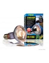 Exo Terra - Swamp Basking Spot - противовлажна лампа с дневна светлина за влечуги - 75 W.