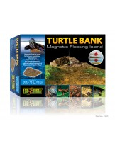 Exo Terra - Turtle Bank - остров за водни костенурки за терариум - 16.6х12.4х3.3  см.