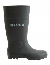 Bellota - PVC black S5 - висококачествени работни градински ботуши - черни