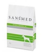 Sanimed - HYPOALLERGEN Lamb & Rice - Хиперелергенна храна за чувствителни и алергични кучета над 1 година с агне и ориз - 3 кг.