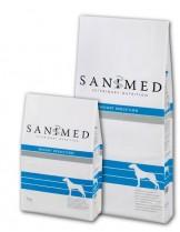 Sanimed - WEIGHT REDUCTION - лечебна храна за кучета над 1 година за ефективно редуциране на теглото - 12.5 кг.