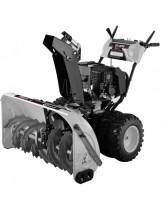 LUMAG - Снегопочистваща роторна фреза SFR 110 PRO  с двойни гуми - 9.0 kW, 3600 об./мин., капацитет 420 куб. - 108 см.